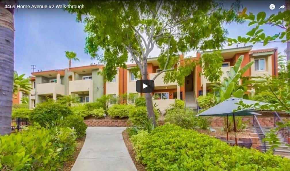 (Video) 4469 Home Avenue #2 Walk-through